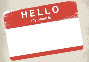nametag blog